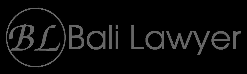 Bali Lawyer